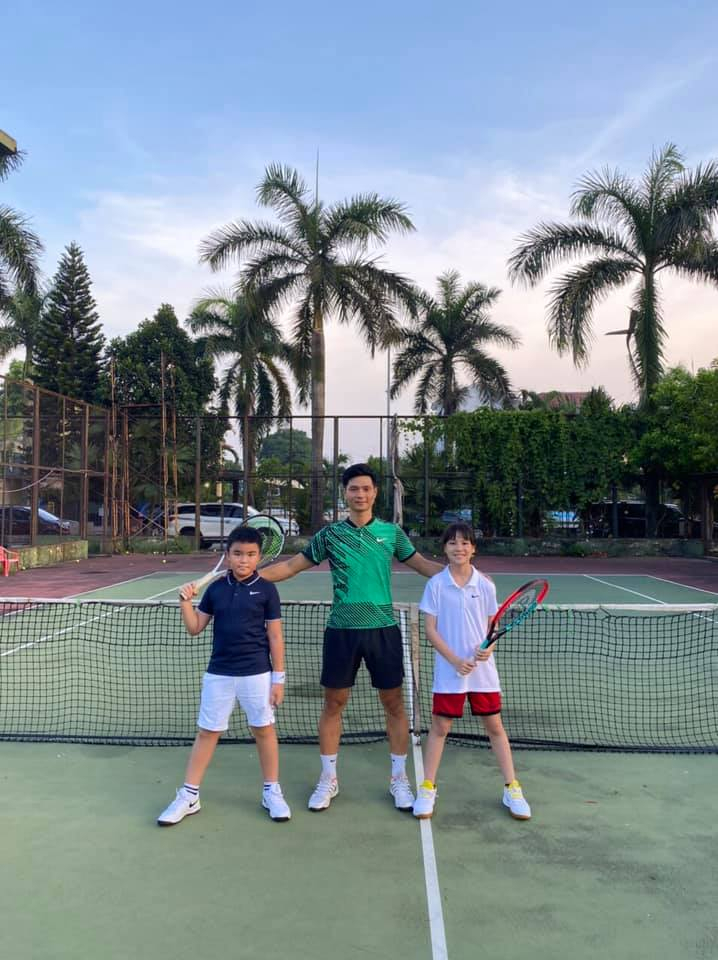 Top 5 Thầy dạy tennis tốt nhất tại Hà Nội