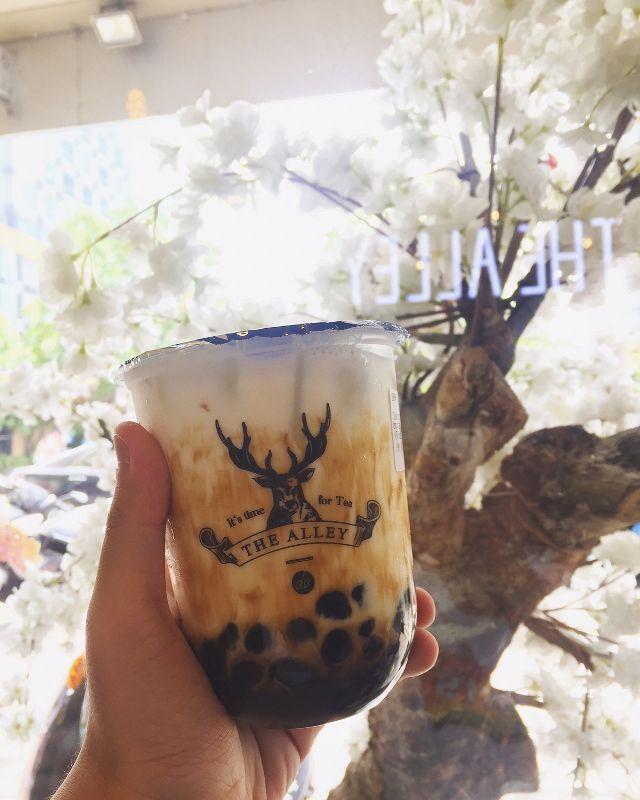 Top 10 địa chỉ uống sữa tươi trân châu đường đen ngon nhất Hà Nội