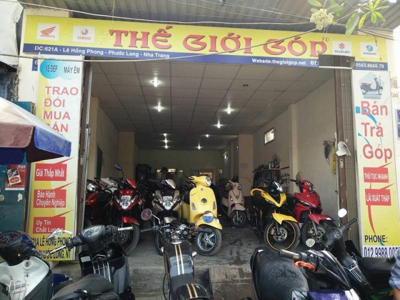 Top 5 Cửa hàng mua bán xe máy cũ uy tín nhất ở Nha Trang