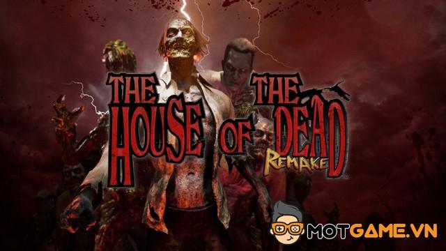 NSX của The House of The Dead Remake tiết lộ nhiều thông tin thú vị