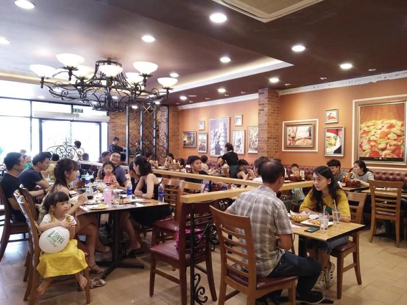 Top 5 Quán pizza ngon nhất quận Hai Bà Trưng, Hà Nội