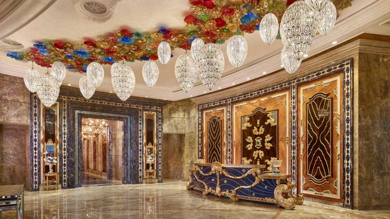 Top 9 Khách sạn 5 sao tốt nhất tại quận 1, Tp HCM