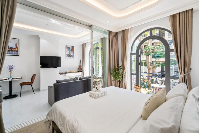 Top 7 Hotel & Apartment chất lượng nhất tại TP. HCM