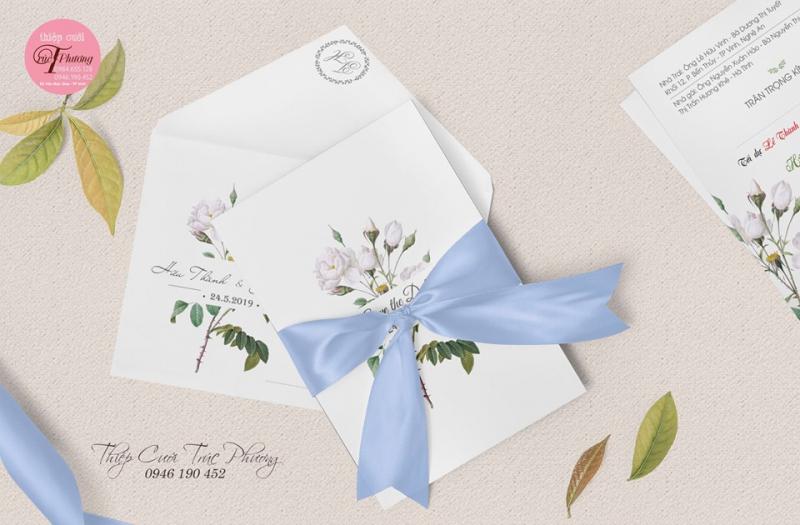 Top 6 địa chỉ in thiệp cưới rẻ, đẹp, chất lượng nhất tại Vinh