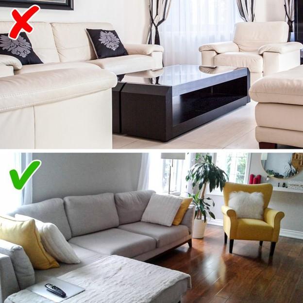 Top 15 Thiết kế nội thất khiến căn nhà của bạn lỗi thời