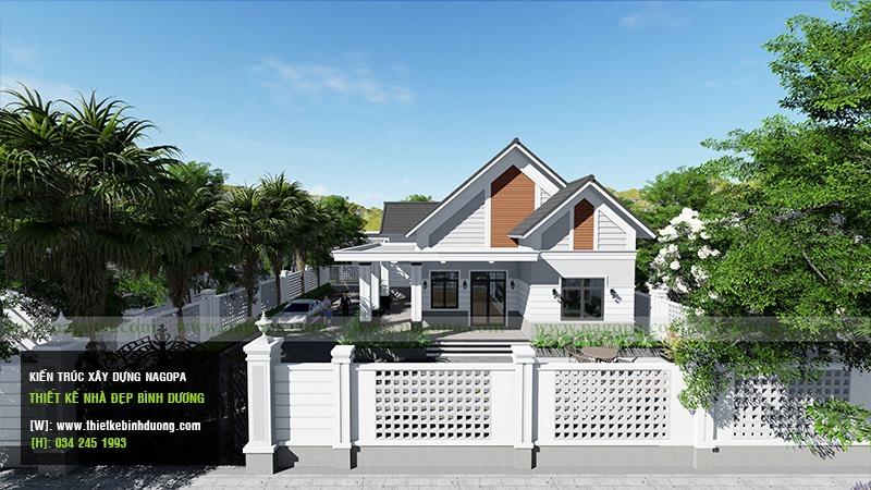 Top 10 Dịch vụ  thiết kế nhà, biệt thự đẹp và uy tín nhất Bình Dương