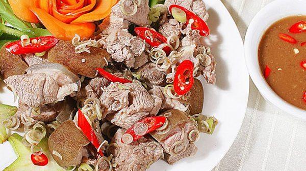 Top 7 Món ăn chế biến từ dê ngon nhất