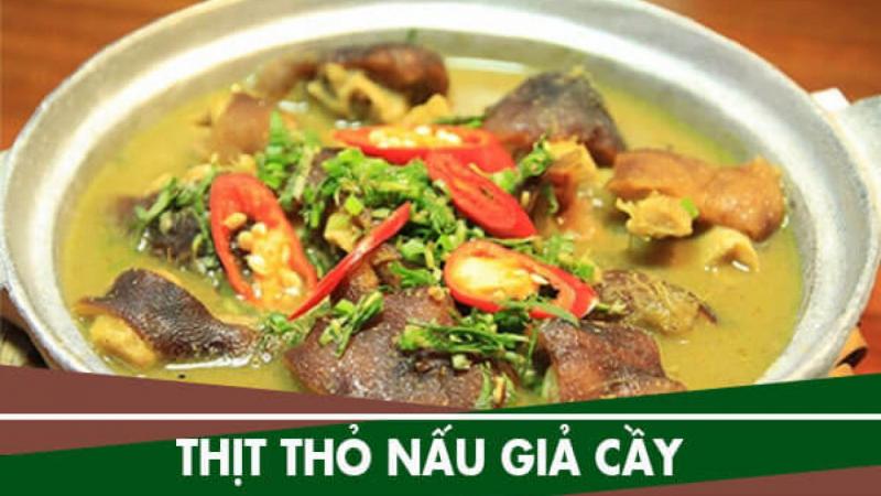 Top 10 Món ăn ngon từ thịt thỏ và cách làm đơn giản tại nhà