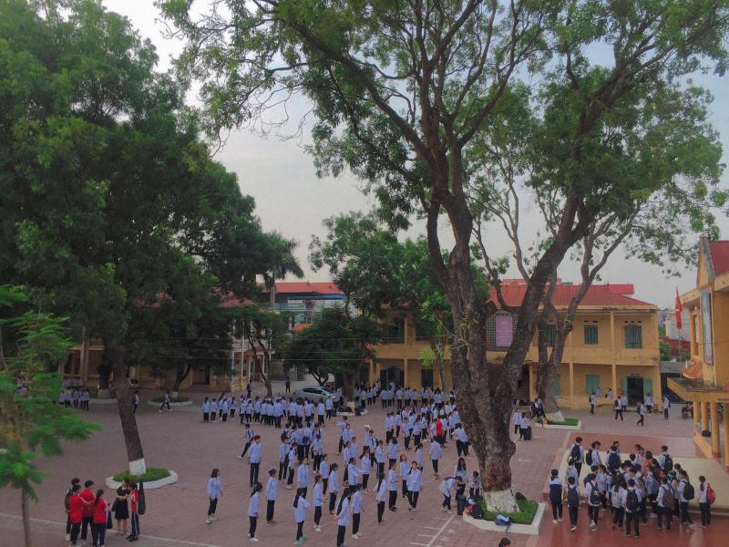 Top 6 Trường THPT hàng đầu tại Mê Linh, Hà Nội