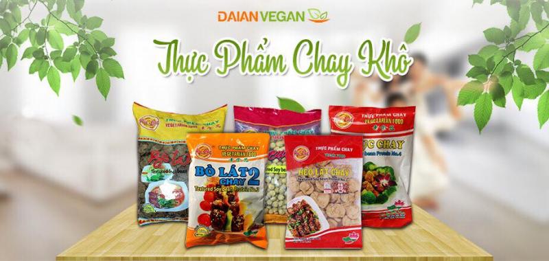 Top 8 Cửa hàng bán thực phẩm chay chất lượng tại Hà Nội