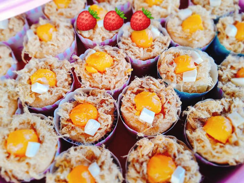 Top 8 Địa chỉ bán bánh bông lan trứng muối ngon nhất tại Cưmgar, Đắk Lắk