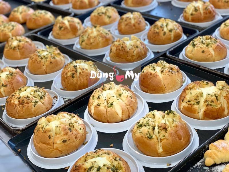 Top 9 Địa chỉ bán bánh mì phô mai bơ tỏi ngon nhất Hải Phòng