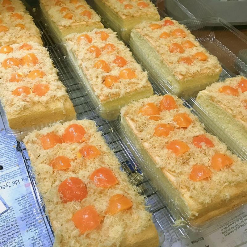 Top 10 Địa chỉ bán bánh bông lan trứng muối ngon và chất lượng nhất Hải Phòng
