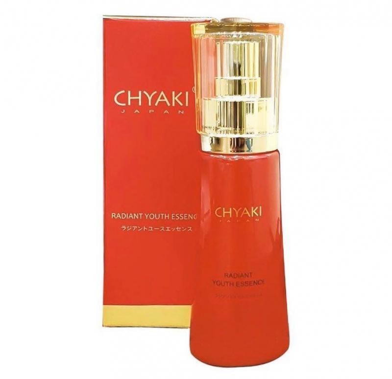 Tinh chất chống lão hóa Chyaki Radiant Youth Essence