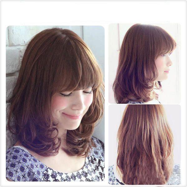 Top 14 Kiểu tóc đẹp nhất cho cô nàng tóc mỏng
