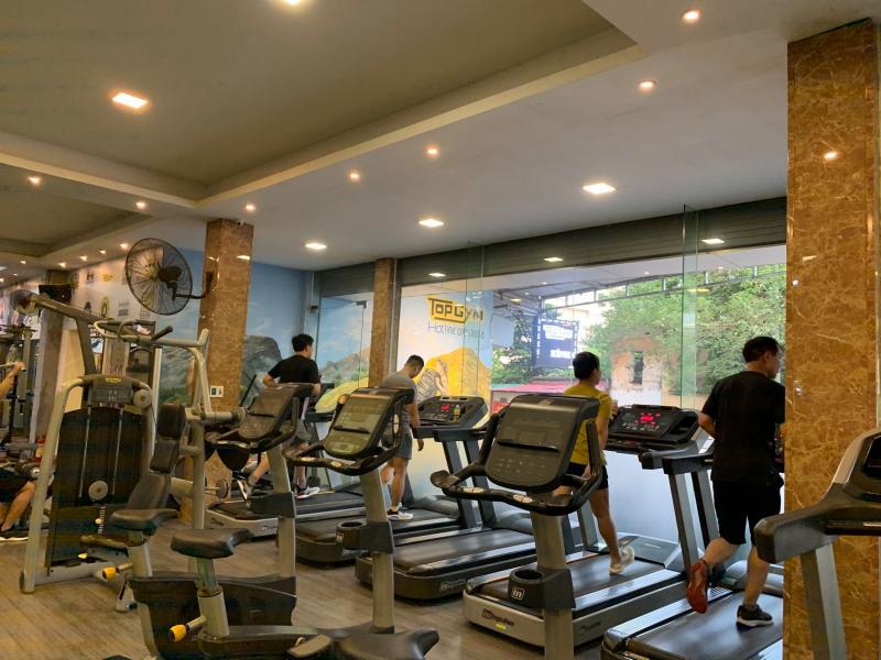 Top 5 Trung tâm thể hình ở quận Ba Đình, Hà Nội