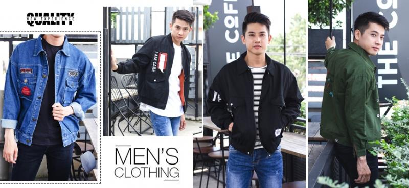 Top 10 Cửa hàng bán áo khoác nam đẹp ở khu vực TPHCM