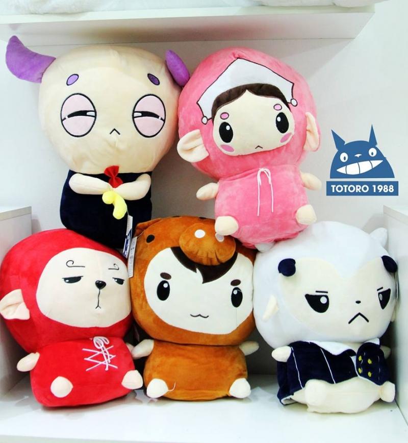Top 10 Shop phụ kiện anime/manga được yêu thích nhất ở TP. Hồ Chí Minh