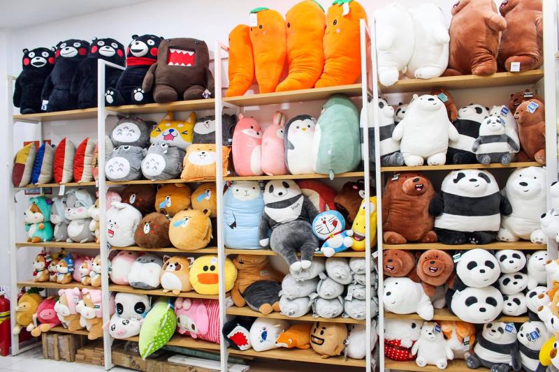 Top 9 Shop gấu bông giá rẻ và đẹp nhất ở Đà Nẵng