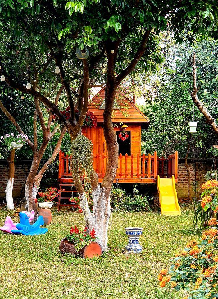 Trà Hoa Viên Resort