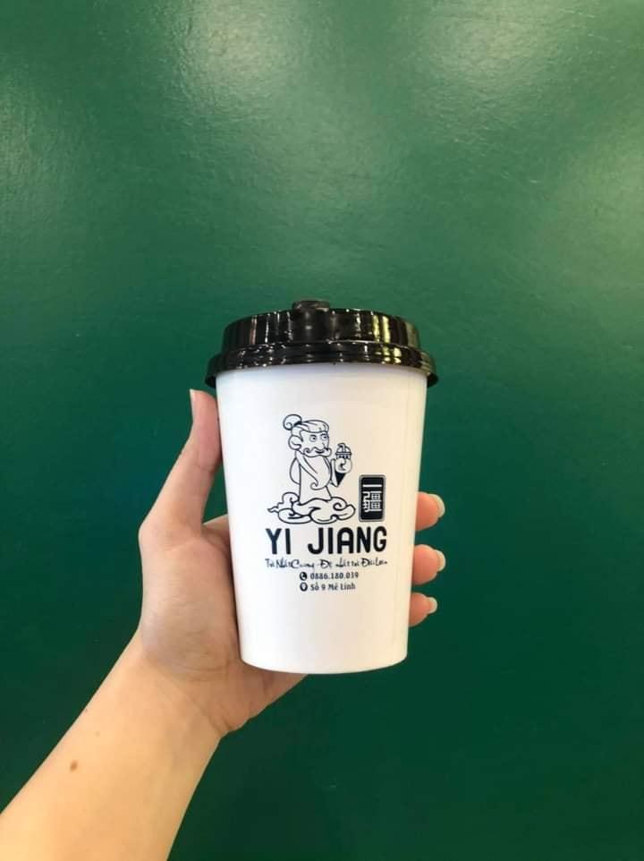 Trà Nhất Cương Đệ nhất trà sữa Yi-Jiang