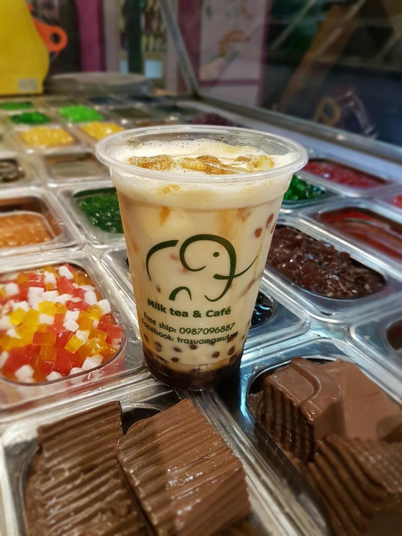 Top 8 Quán sữa tươi trân châu đường đen ngon nhất tại TP. Pleiku, Gia Lai.