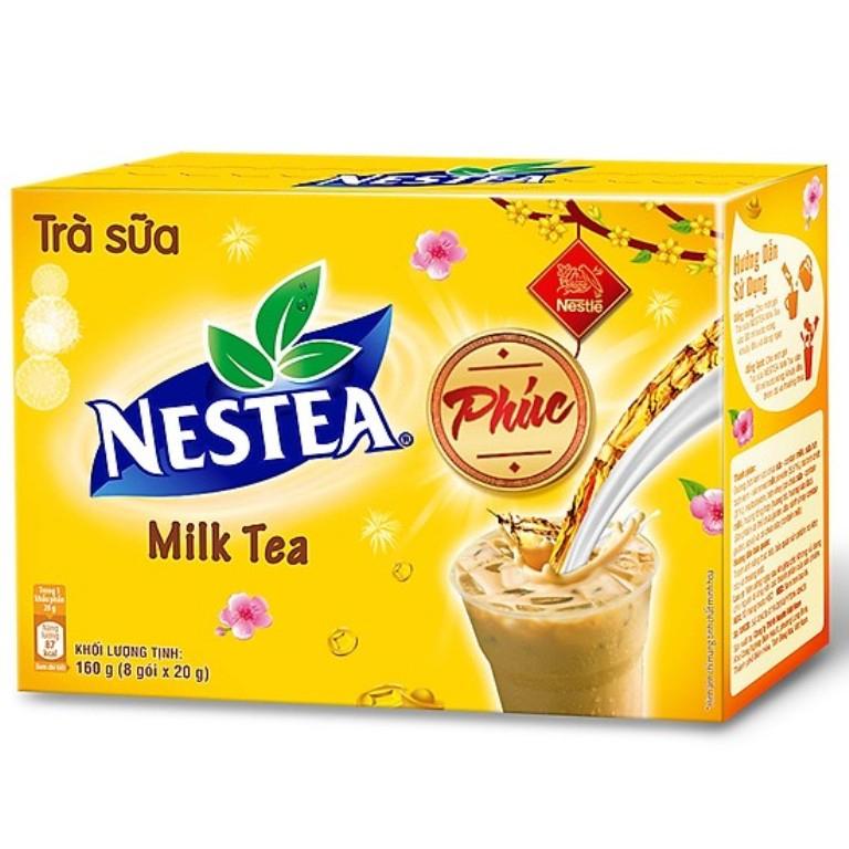 Top 8 Trà sữa hòa tan được yêu thích nhất hiện nay