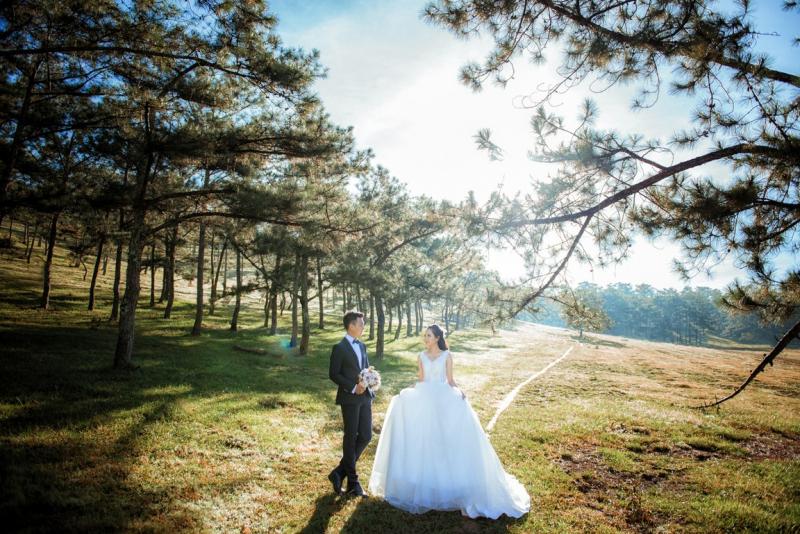Top 10 điều cần lưu ý khi chụp ảnh cưới ngoại cảnh