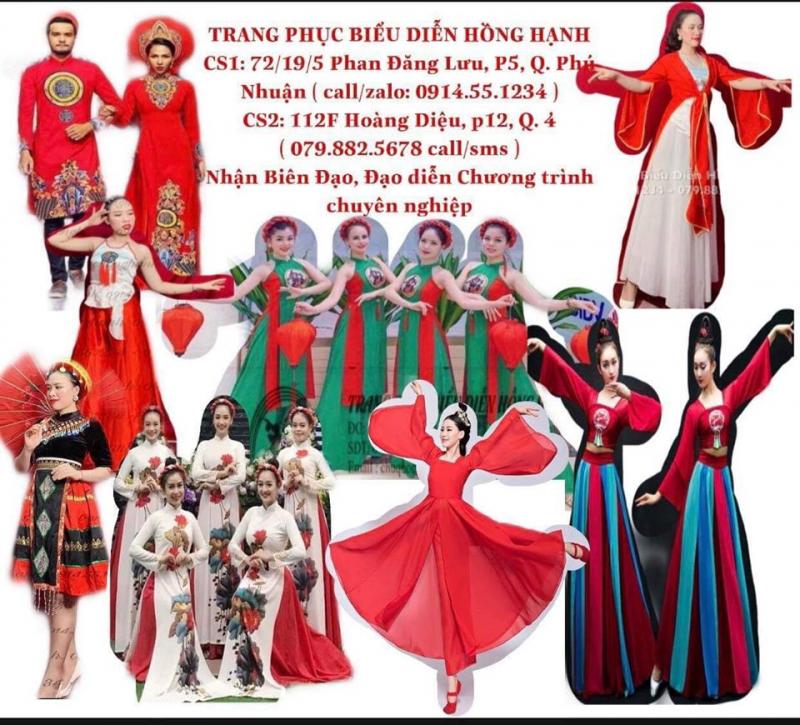 Top 5 Cửa hàng cho thuê đồ cổ trang đẹp và chất lượng nhất tại TP. HCM