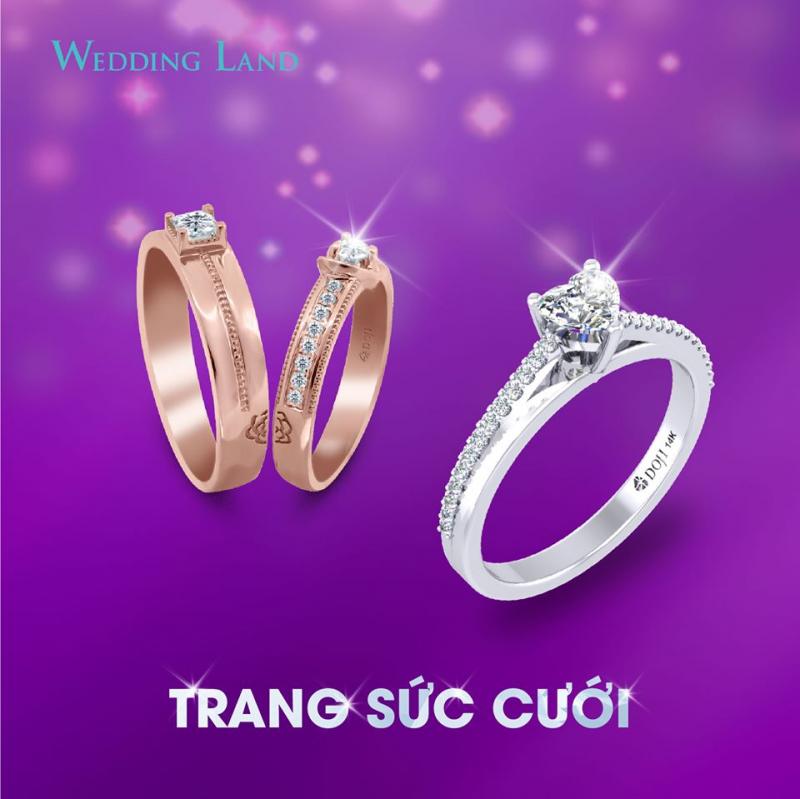 Top 9 Địa chỉ mua nhẫn cưới đẹp và uy tín nhất quận Thủ Đức, TP. HCM