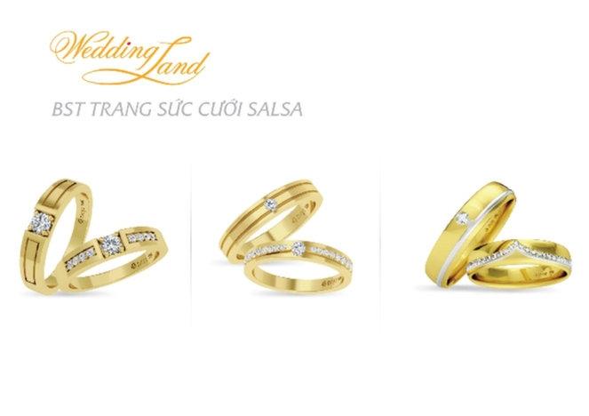 Top 9 Địa chỉ mua nhẫn cưới đẹp và uy tín nhất quận Hai Bà Trưng, Hà Nội