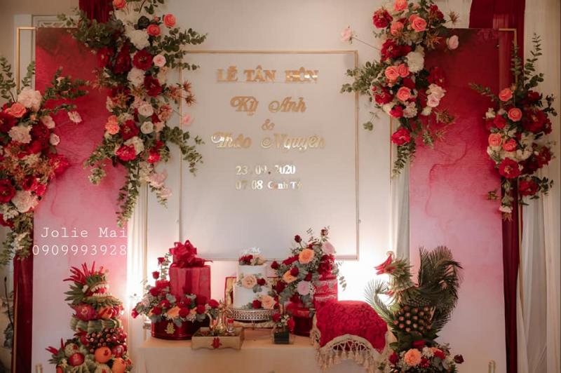 Top 9 Dịch vụ trang trí gia tiên ngày cưới đẹp nhất Nha Trang