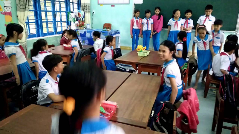 Top 18 Trò chơi khởi động đầu tiết học hay và thú vị nhất cho học sinh tiểu học