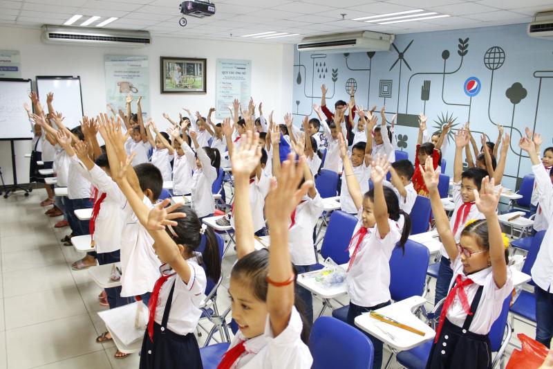 Top 18 Trò chơi nhỏ chỉ mất 3 phút cho học sinh tiểu học hứng thú vào tiết học hay nhất