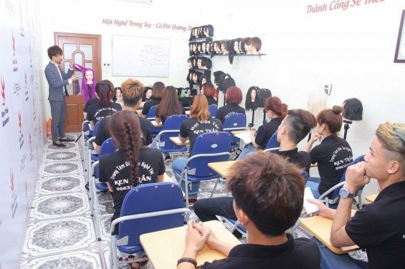Top 4 Địa chỉ đào tạo nghề tóc uy tín nhất Bắc Ninh