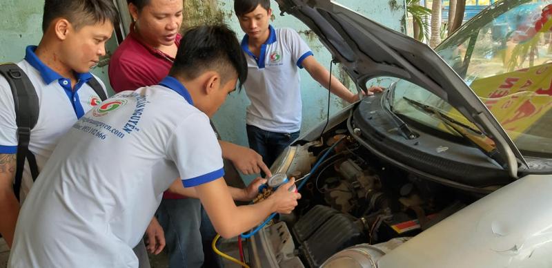 Top 6 Trung tâm dạy nghề sửa xe máy uy tín ở Bình Dương