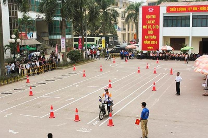 Top 6 Trung tâm thi bằng lái xe máy uy tín nhất Hà Nội