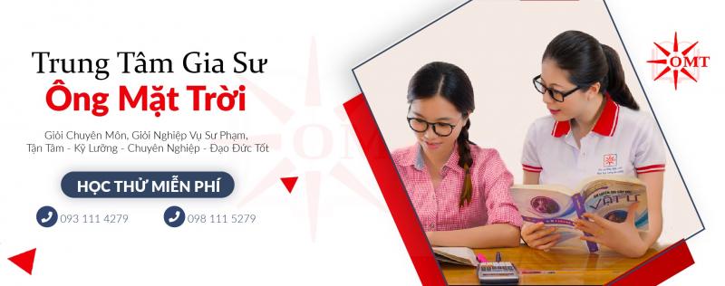 Top 12 Trung tâm gia sư uy tín và chất lượng nhất ở TPHCM