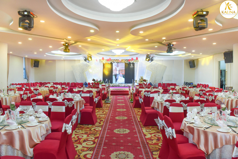 Top 9 địa điểm tổ chức tiệc cưới nổi tiếng nhất quận Tân Phú, TP HCM