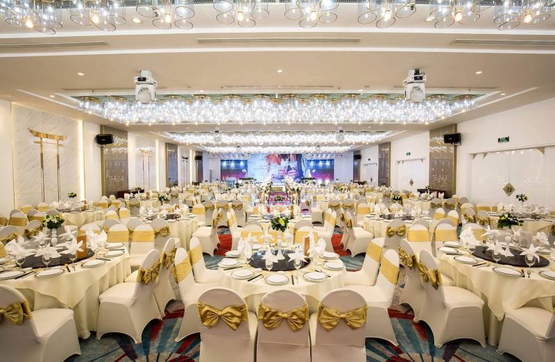 Top 5 địa điểm tổ chức tiệc cưới nổi tiếng nhất quận 3, Tp HCM