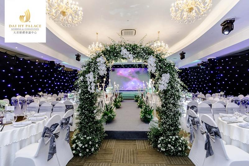 Top 4 địa điểm tổ chức tiệc cưới nổi tiếng nhất quận 6, TP HCM