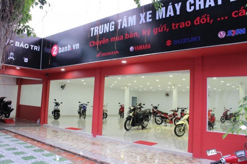 Top 8 Cửa hàng mua bán xe máy cũ uy tín nhất thành phố Hồ Chí Minh