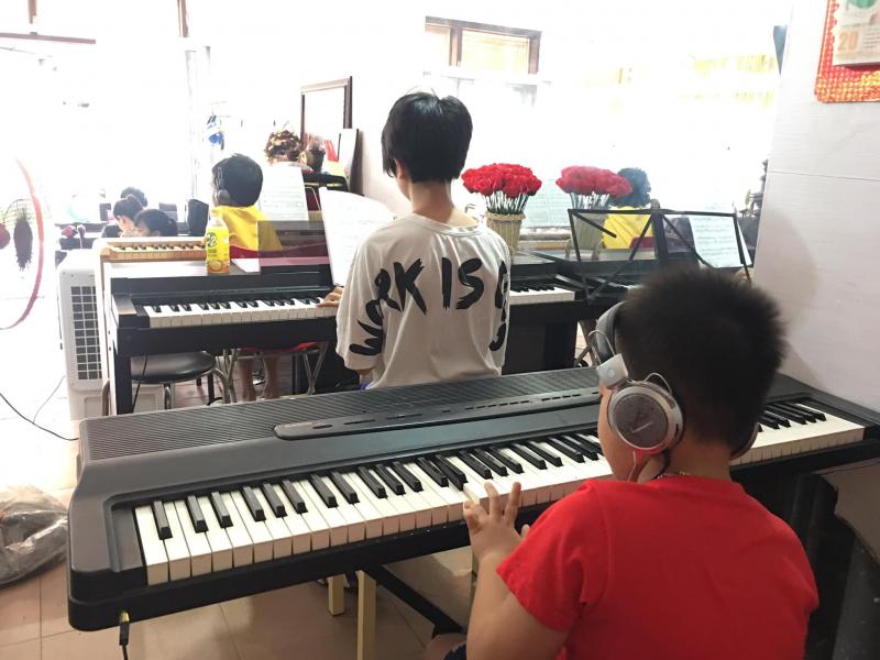 Top 4 Địa chỉ dạy đàn organ tốt nhất tại Vĩnh Phúc