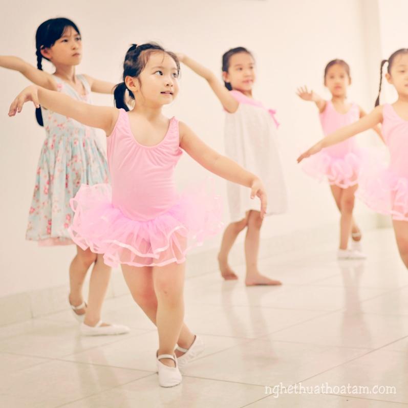 Top 10 Địa chỉ học múa uy tín nhất cho trẻ ở Hà Nội