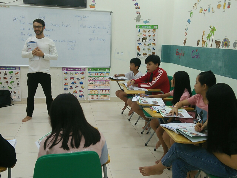 Top 5 Trung tâm dạy tiếng Anh tốt nhất Phú Quốc