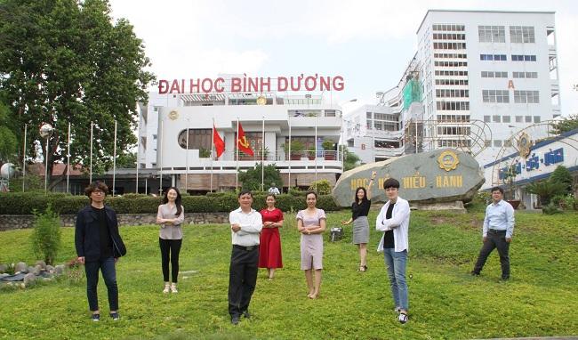 Trung tâm Sejong Bình Dương là kết quả của sự hợp tác giữa Đại học Chosun Hàn Quốc, Đại học Bình Dương và Quỹ Sejong