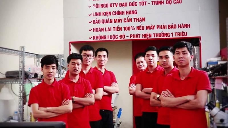 Top 6 Địa chỉ thay màn hình iphone uy tín nhất quận Đống Đa, Hà Nội