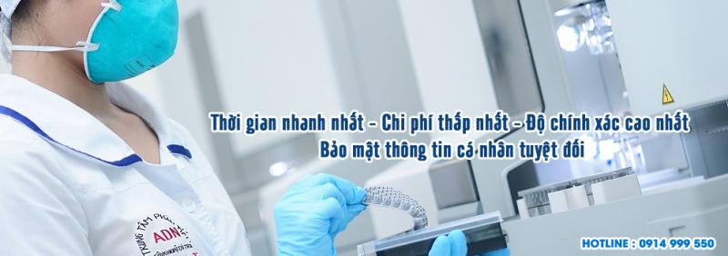 Top 7 địa chỉ xét nghiệm ADN uy tín nhất Đà Nẵng