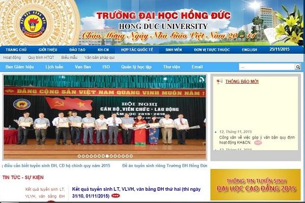 Top 10 Trường đại học, cao đẳng tốt nhất ở Thanh Hóa