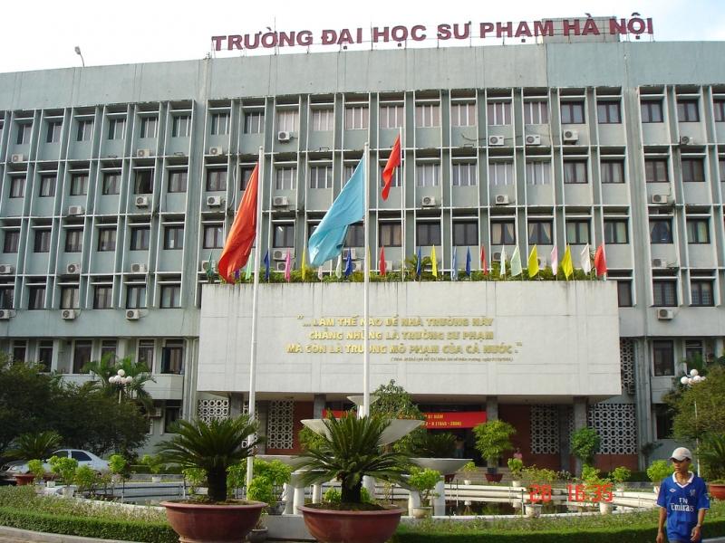Top 7 Trường đại học đào tạo sư phạm tốt nhất Việt Nam